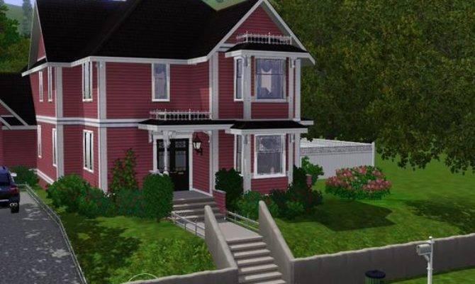 Sims Blog Breehodge Halliwell Manor