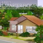 Sims Blog Clark Abby Seasons Starter Home Salvi