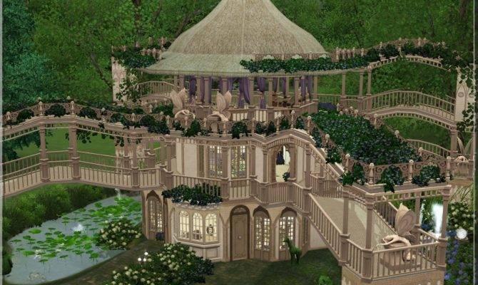 Sims Blog Fairy House Moni