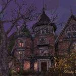 Sims Blog Gothic Mansion Ruby Red