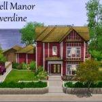Sims Blog Halliwell Manor Charmed Store