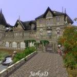Sims Blog Haunted Manor Jarkad