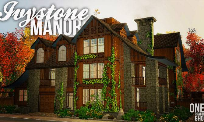 Sims Blog Ivystone Manor One Practical Ghost