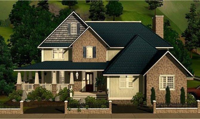 Sims Blog Large Home Everyone