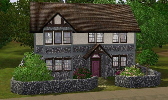 Sims Blog Raspberry House Republic