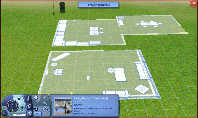 Sims Blueprint System Youtube