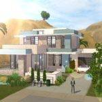 Sims Building Small Modern Familyhouse Youtube