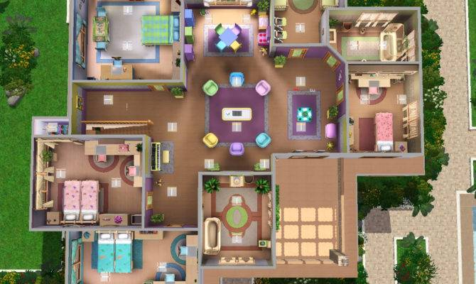 Sims Floor Plans Ideas Home Deco