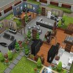 Sims Freeplay Designer Home Youtube