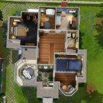 Sims House Blueprints Pinterest