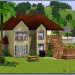 Sims House Designs Ideas