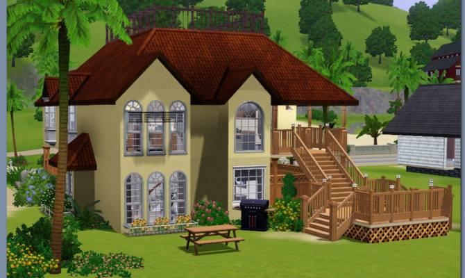 Sims House Designs Ideas
