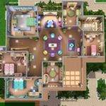 Sims House Ideas Mansion Incredible Plans