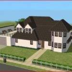 Sims House Ideas Modern Plan
