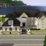 Sims House Ideas Plans