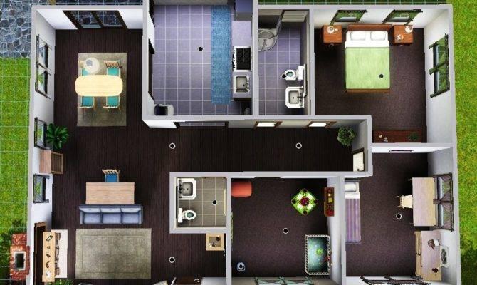 Sims House Layouts Mysims Blog Blogspot Boise