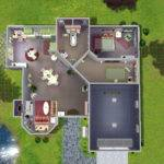 Sims House Layouts Pics Pic