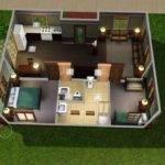 Sims House Plan Ideas