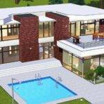 Sims House Plans Modern Inspirational Lovely Best