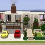 Sims Houses Ideas House Design