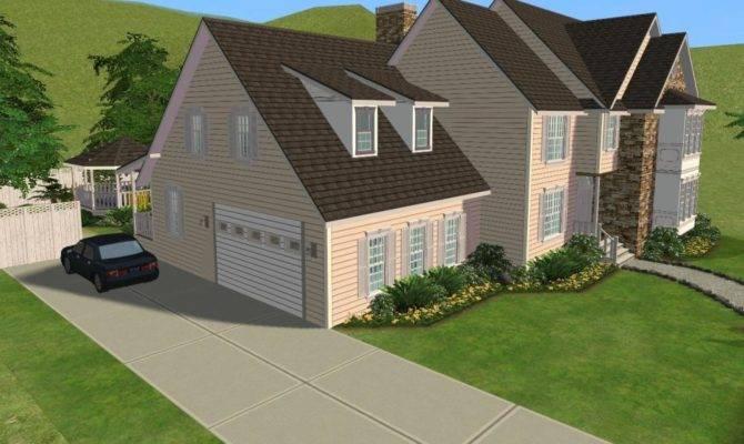 Sims Houses Modern Building Design