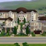 Sims Mansion Youtube