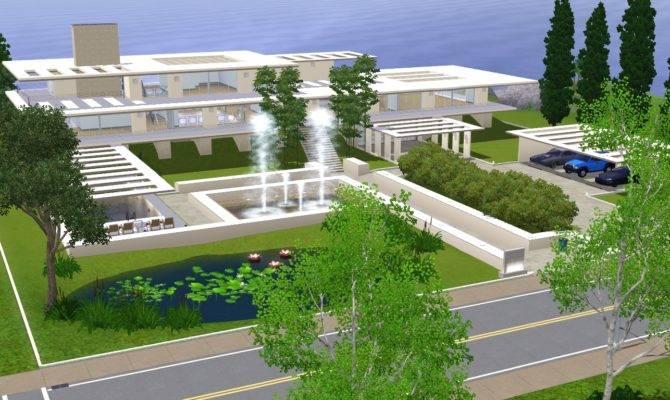 Sims Modern Dream Crib Ramborocky Deviantart