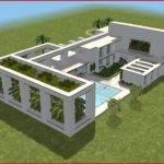Sims Modern Minimalist Style House Ramborocky
