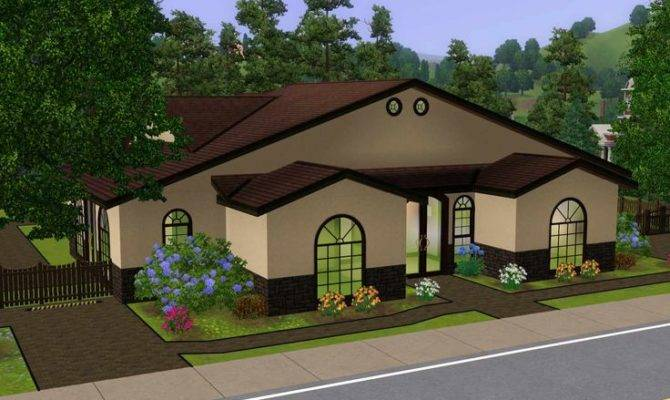 Sims Pets House Ideas Pinterest