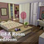 Sims Room Build Girls Bedroom Youtube