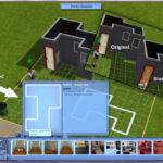 Sims Simple House Blueprints Recreated Room