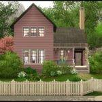 Sims Simple House Here Her Houseit