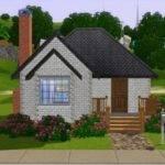 Sims Simple House Mod Shabby Chic