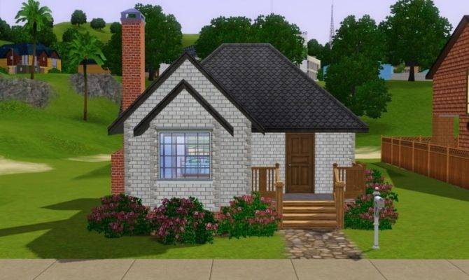 Sims Simple House Mod Shabby Chic