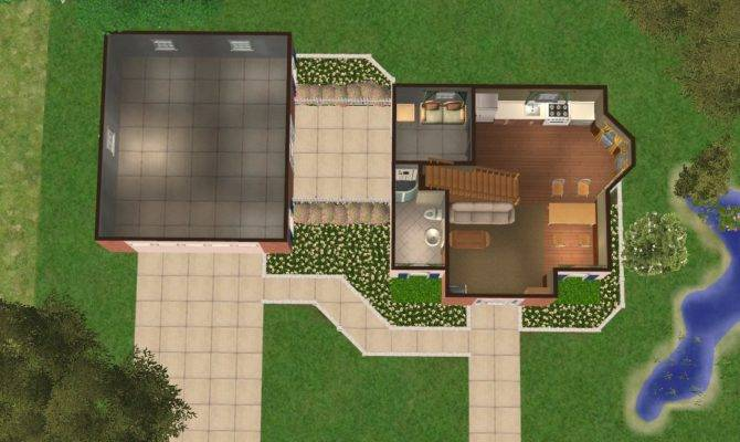 Sims Simple House Mod