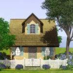 Sims Starter Homes