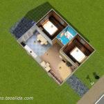 Sims Starter House Plans Home Ideas