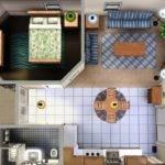 Sims Starter House Plans Ledomus Home Plan