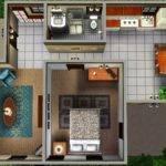 Sims Starter House Plans Mod Ledomus Home Plan