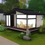 Sims Starter House Plans Mod Modern