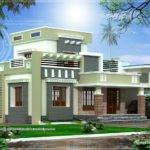 Single Floor Bedroom House Feet Kerala Home Design