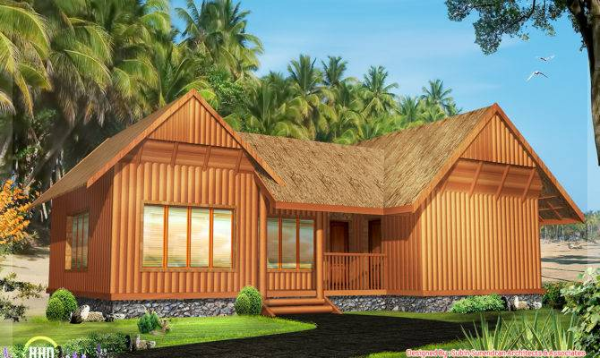 Single Floor Cottage Home Designs House Design Plans