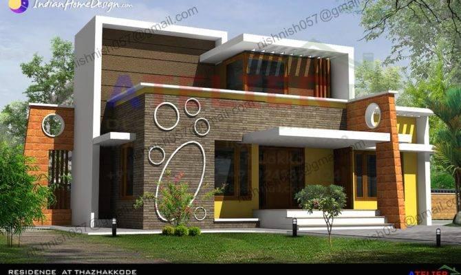 Single Floor Home Design Plans Deco
