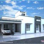 Single Floor Home Kerala Design Plans