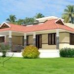 Single Floor Home Kerala Design
