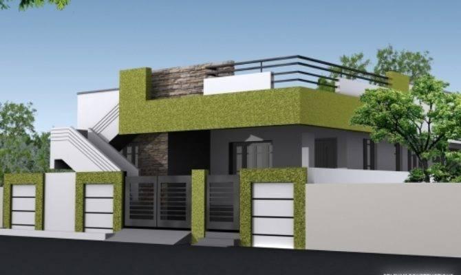 Single Floor House Elevation Photos Plan Ideas