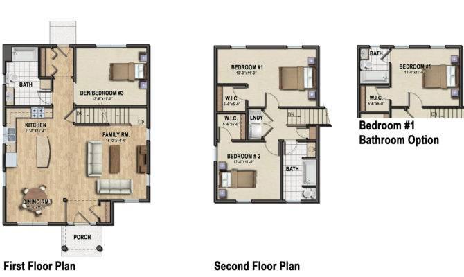 Single House Floor Plans Interior Decor Home