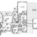 Single Level Hmaffdw French Country House Plan Frontdoor