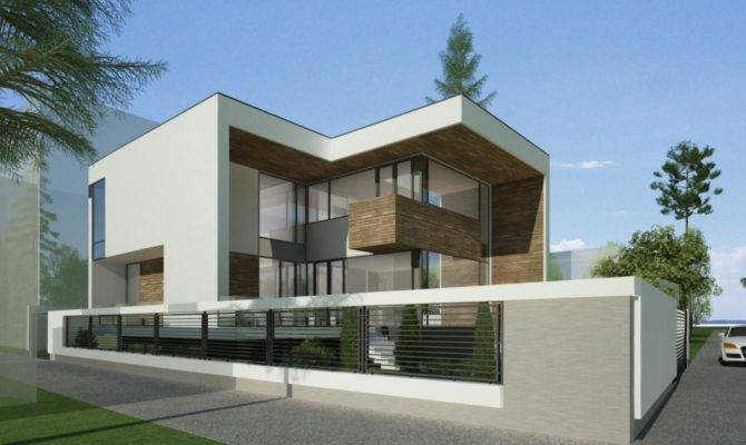 Single Modern House Bucharest Sector