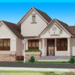Single Sloped Roof House Plans Lzk